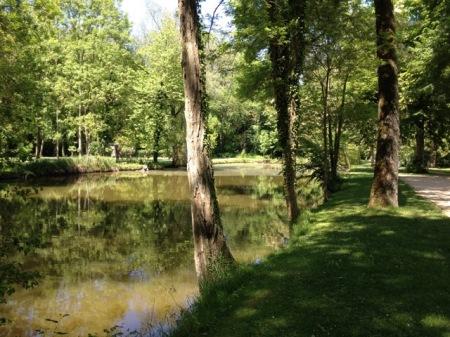 Parc de la Pailleterie, Amilly