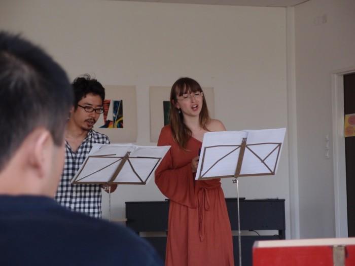 GB Cimarosa au Conservatoire