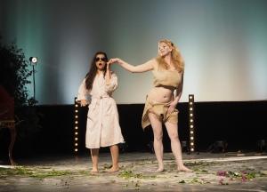 Cupido (Vera Hiltbrunner) & Aurilla (Janina Staub)