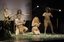 Diana & troupe des chasseurs
