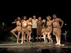 Diana à Amilly : l'équipe de scène de l'avant-première